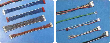Soldering type cable harness